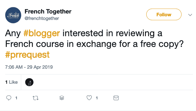 French Together review twitter