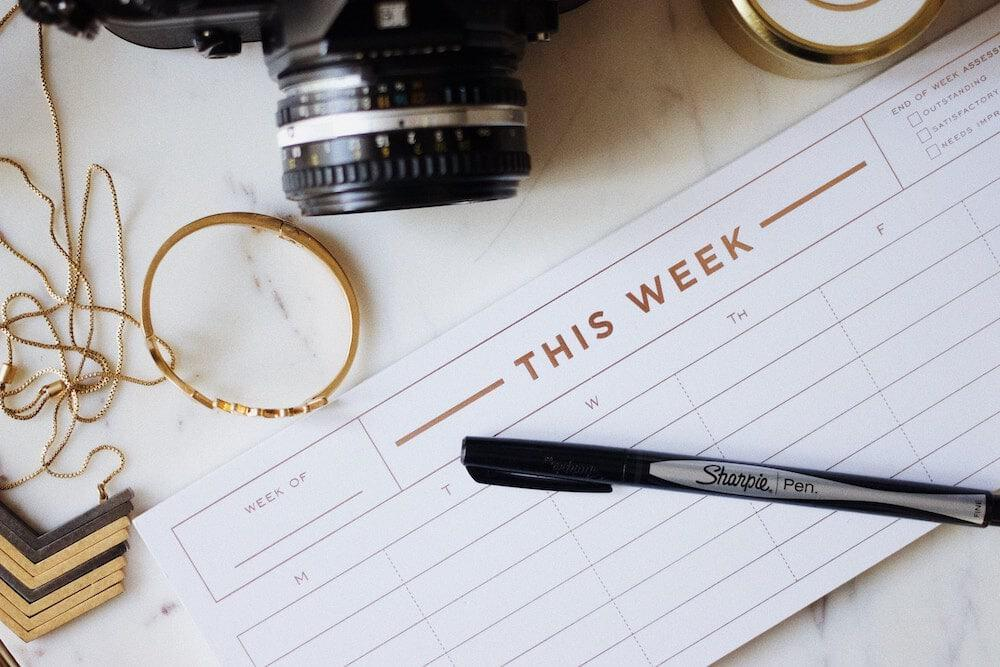 This Week notebook