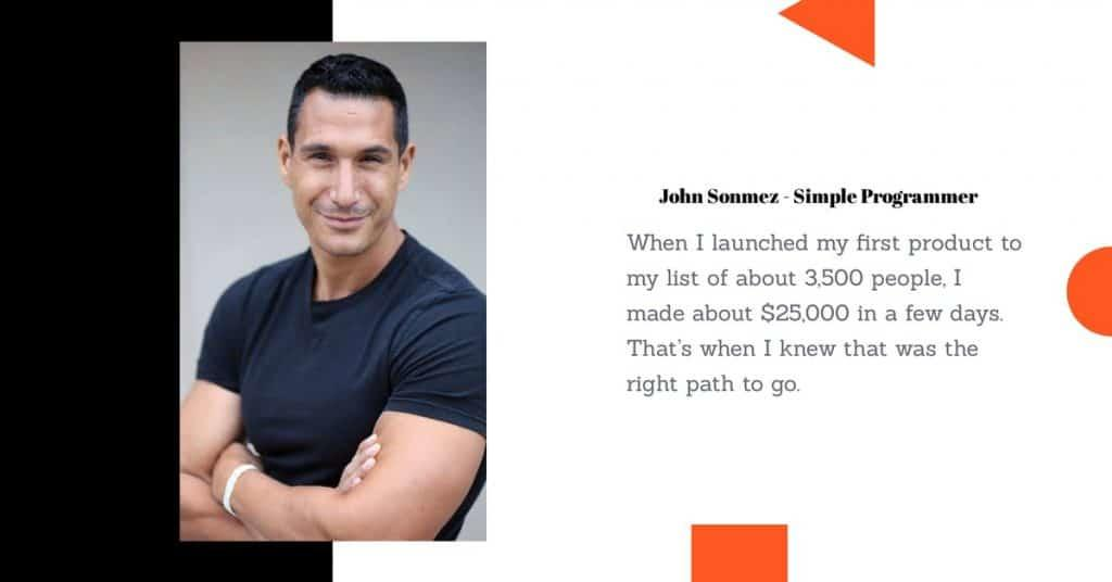 Quote from blogger John Sommez, Simple Programmer
